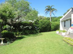 Garden at Acadia B&B, accommodation in Plettenberg Bay