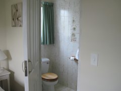 Acadia B&B Room 2 - Bathroom, accommodation in Plettenberg Bay, Garden Route, South Africa